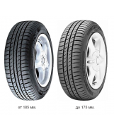 Шина Hankook 175/70R13 82T Optimo K715